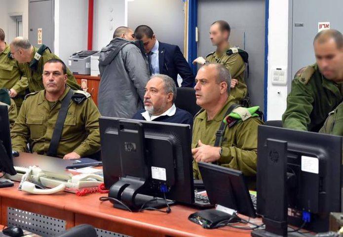 اجتماعات لدراسة الوضع على حدود غزة