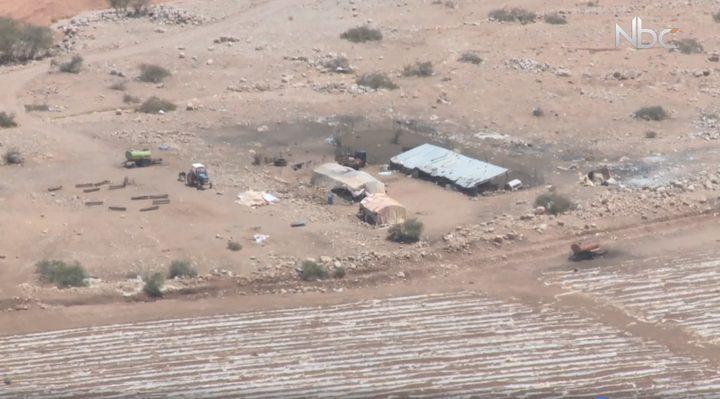 الاحتلال يغلق خطوط مياه تغذي قرية فروش بيت دجن