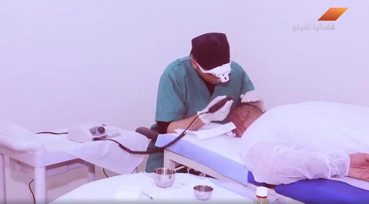 النجاح تحاور د. أحمد المغربي المختص في زراعة الشعر