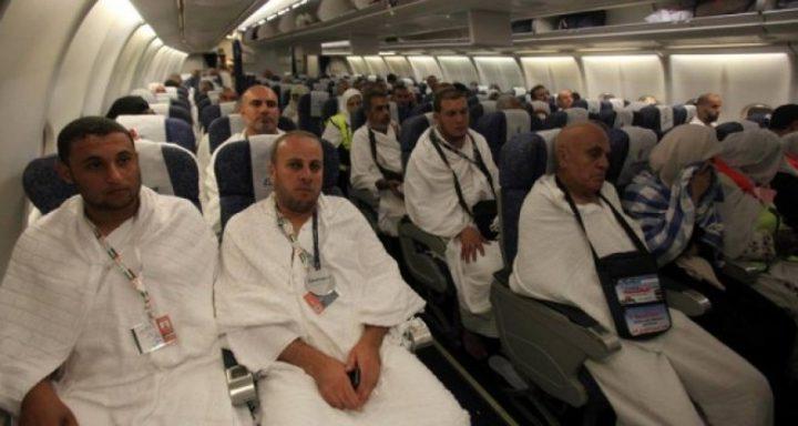 وزير الأوقاف يعلن موعد سفر حجاج فلسطين