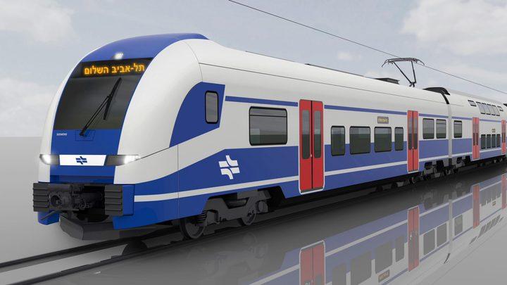 إنشاء أول قطار كهربائي في إسرائيل