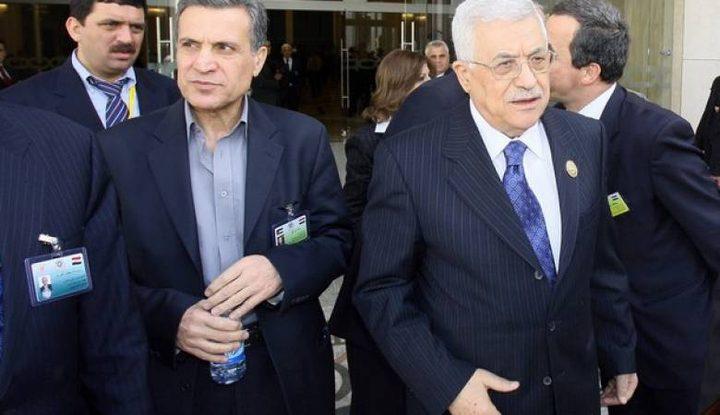 الرئيس يكلف نبيل أبو ردينة مفوضا للإعلام بحركة فتح
