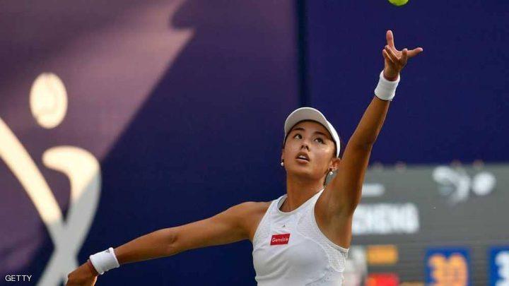 الصينية وانغ تحرز لقبها الأول بالموسم