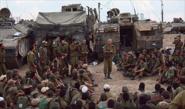 مخاوف إسرائيلية من هجوم مفاجئ لحماس على الحدود
