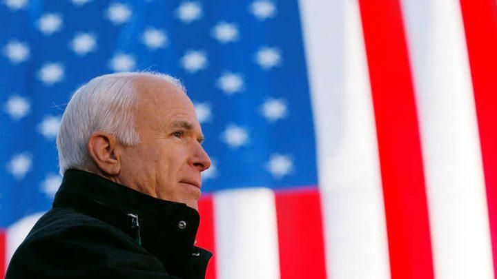 ماكين يسعى إلى تكبيل يدي ترامب أمام الناتو