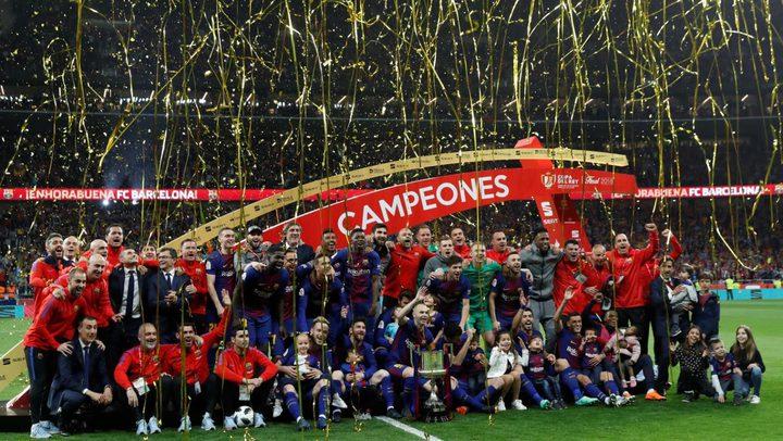 إقامة نهائي كأس ملك إسبانيا 25 مايو المقبل