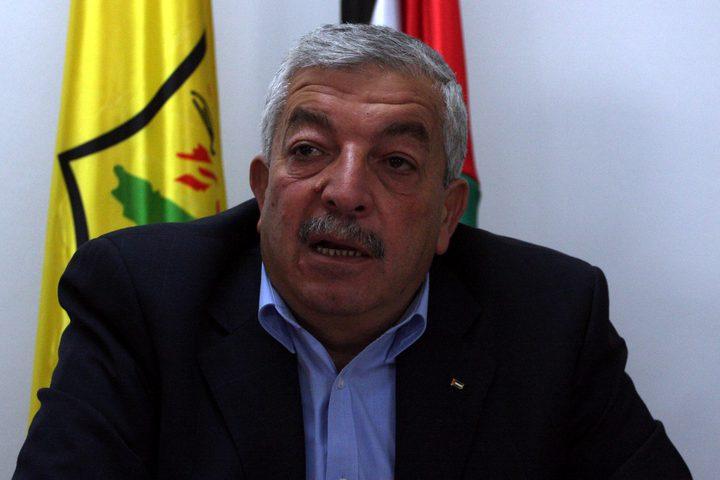 نائب رئيس فتح يتحدث عن المصالحة الفلسطينية