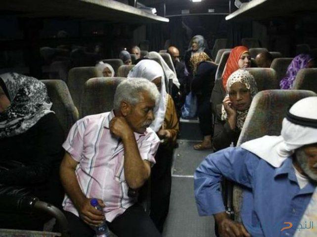 الاحتلال يلغي زيارة أهالي أسرى غزة