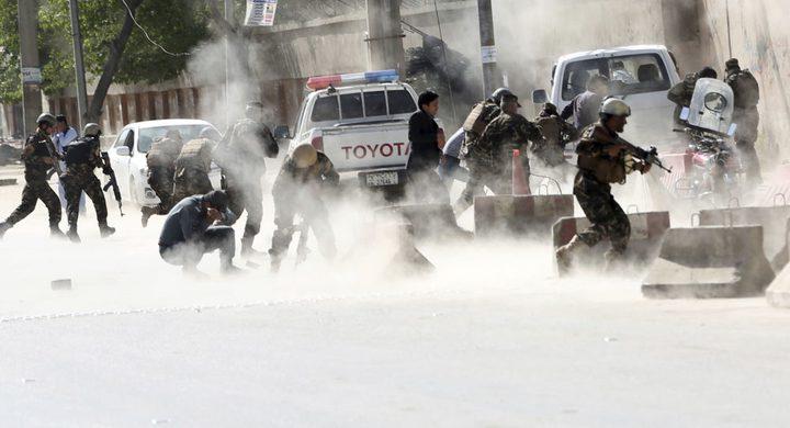 مقتل 15 شخصا في ثاني هجوم مسلح بأفغانستان