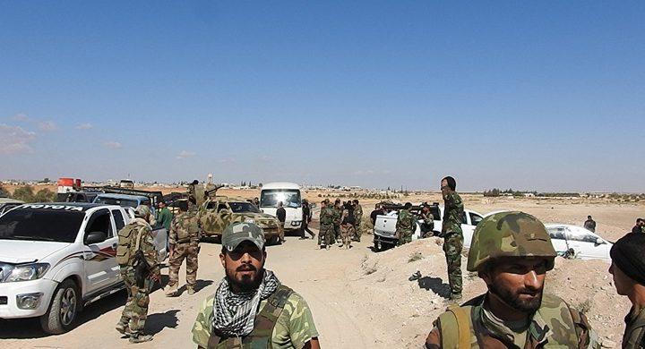 أنصاري:لايحق للاحتلال المطالبة بخروجنا من سوريا