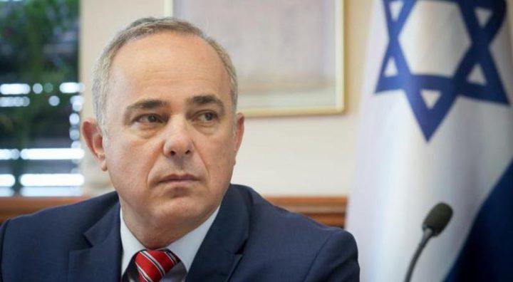 وزير إسرائيلي:في طريقنا لتسوية طويلة المدى مع حماس