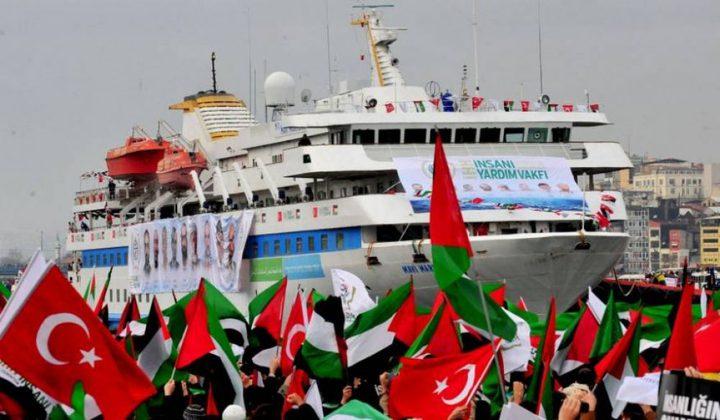 ناشطون تعرضوا للضرب على متن سفينة العودة