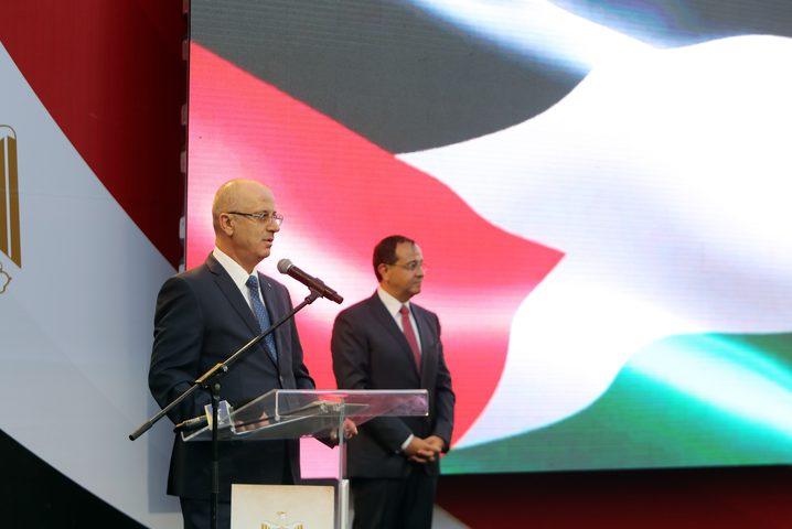 الحمد الله: نعتز بجهود مصر لدفع المصالحة
