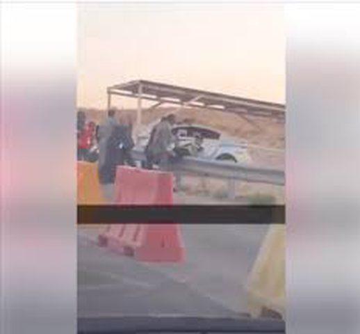 اعتداء على رقيب سير في عمان والسبب..!