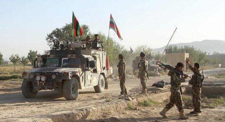 مسؤول بداعش يسلم نفسه إلى القوات الأمنية في جوزجان