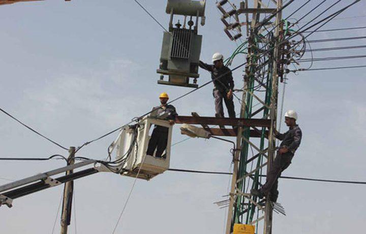 الاحتلال يمنع تمديد شبكة كهرباء جنوبي نابلس