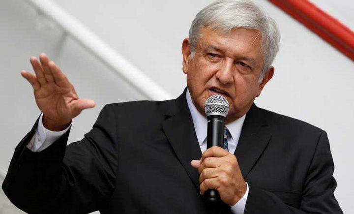 المكسيك تطالب أمريكا بتعزيز مراقبة الحدود