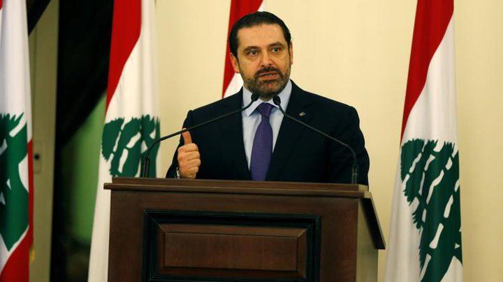 الحريري: لن أزور سوريا حتى لو اقتضت مصلحة لبنان