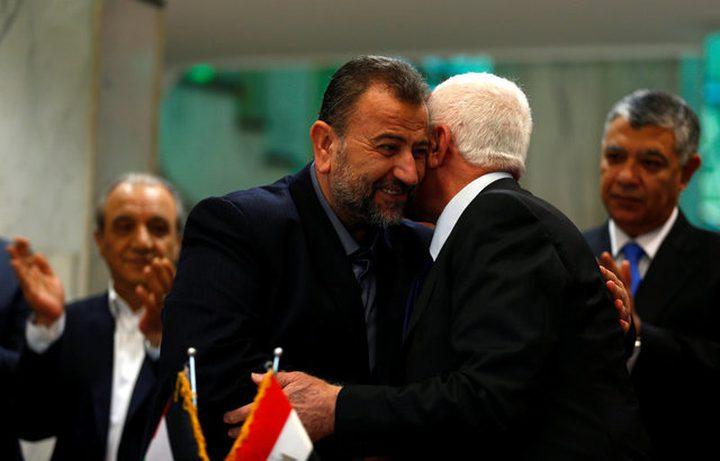 توافق بين فتح ومصر على ملفي التمكين والأمن