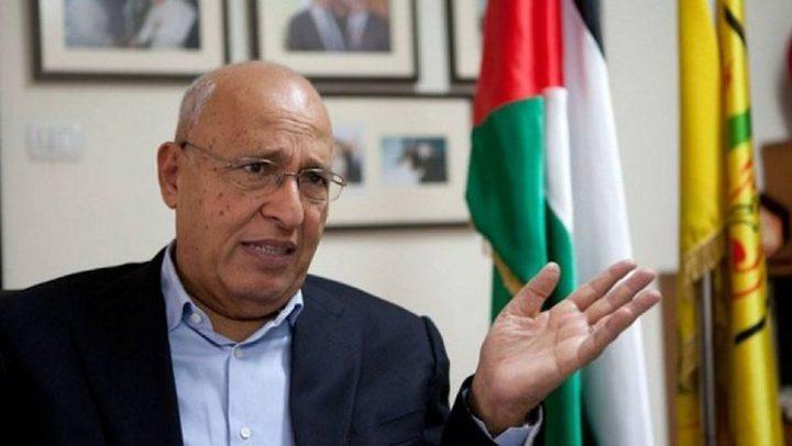 """شعث: """"الجنايات"""" ستقدم لائحة اتهام ضد إسرائيل قريبا"""