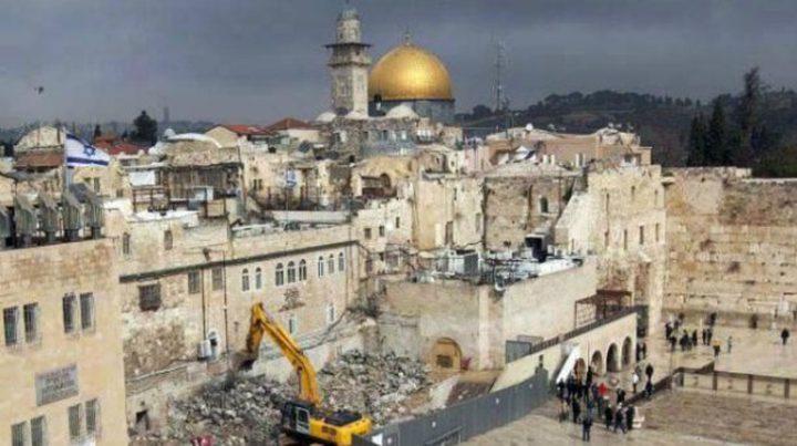 افتتاح مركز تهويدي جديد جنوب المسجد الأقصى