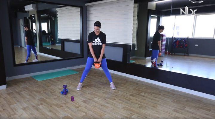 بالفيديو.. أهم التمارين لتقوية عضلات الساقين