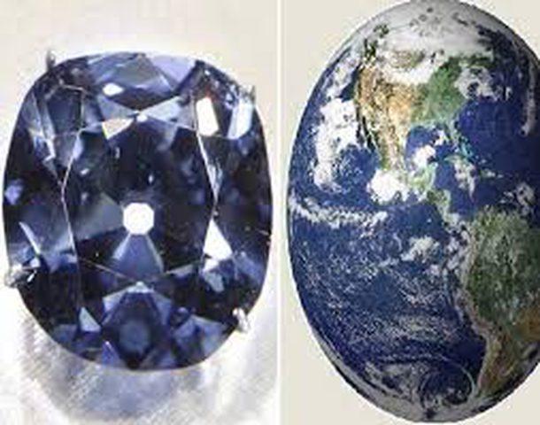"""""""ماسة الأمل"""".. حجر كريم يكشف أسرار الأرض"""