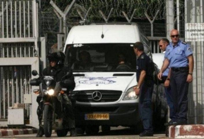 """نقل المعتقل شحادة إلى مستشفى """"برزلاي"""""""