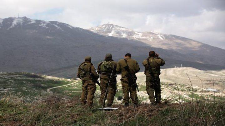 الاحتلال يقتل مسلحين بالجولان ونتنياهو يقطع زيارته