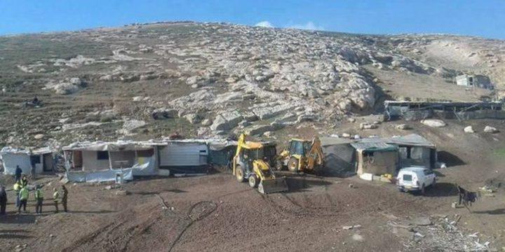 """الخارجية تدين قرار ترحيل عائلات فلسطينية في """"يرزة"""""""