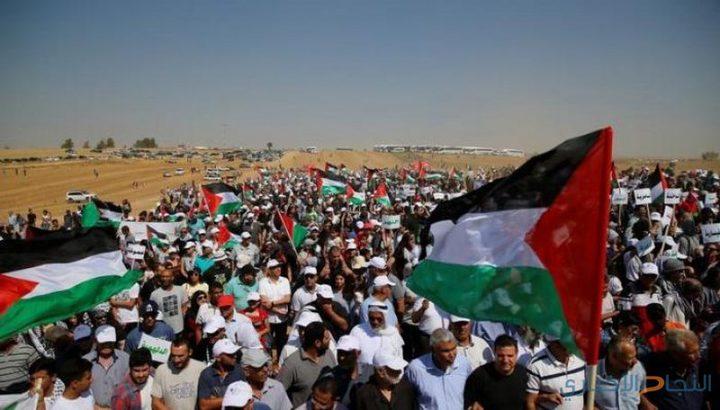 155 شهيداً وأكثر من 17 ألف مصاب منذ بدء مسيرات غزة