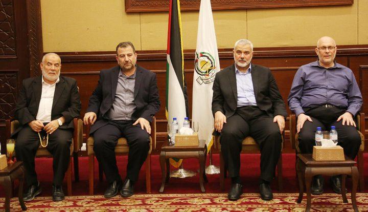 فرانس برس: سياسي حماس يبحث في غزة التهدئة