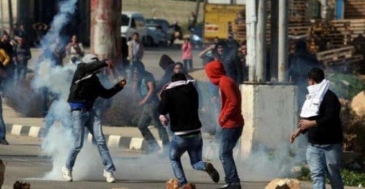 إصابة ثلاثة مواطنين في مواجهات شرق القدس