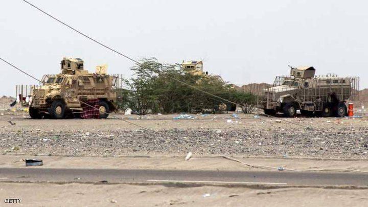 مقاتلات التحالف تستهدف مواقع الحوثيين