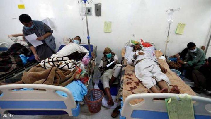 """موجة ثالثة من وباء """"الكوليرا"""" تضرب اليمن"""