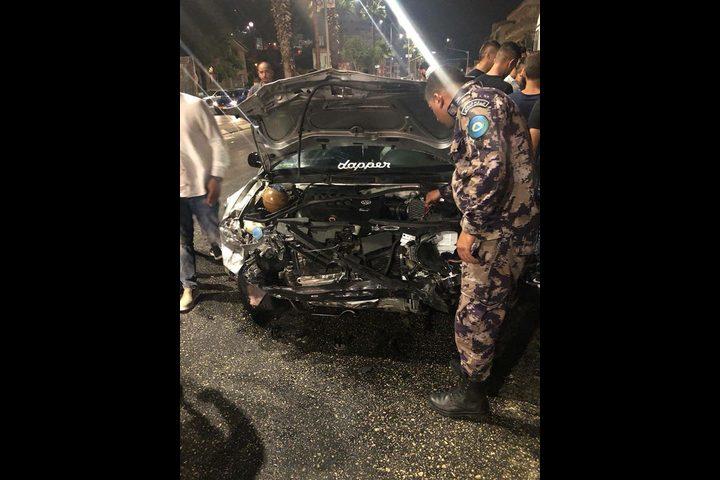 مصرع مواطنة واصابة 4 اخرين بحادث سير
