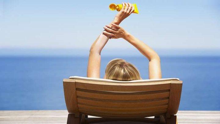 كريم الوقاية من الشمس يضر بالحياة البحرية!