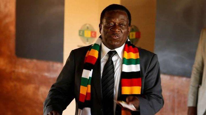 منانغاغوا يفوز بالانتخابات الرئاسية في زمبابوي