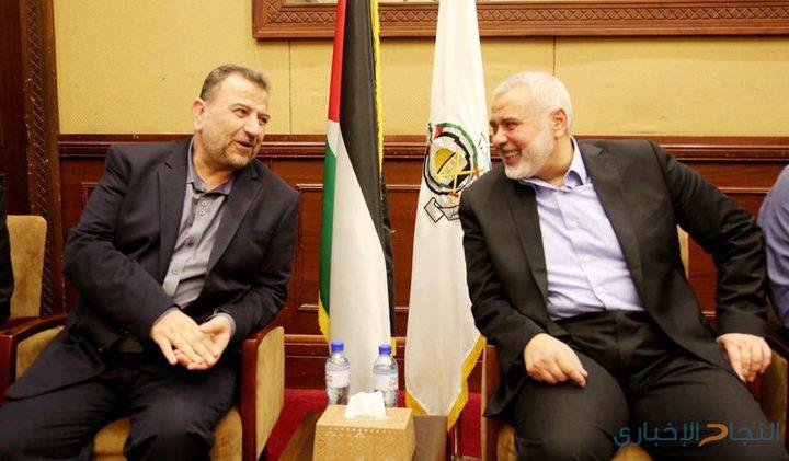 قادة حماس في غزة...هدنة مقابل فك الحصار
