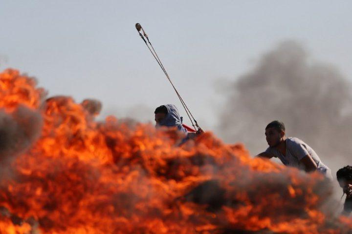 """غزة تستعد لـ""""جمعة الحياة والحرية"""""""