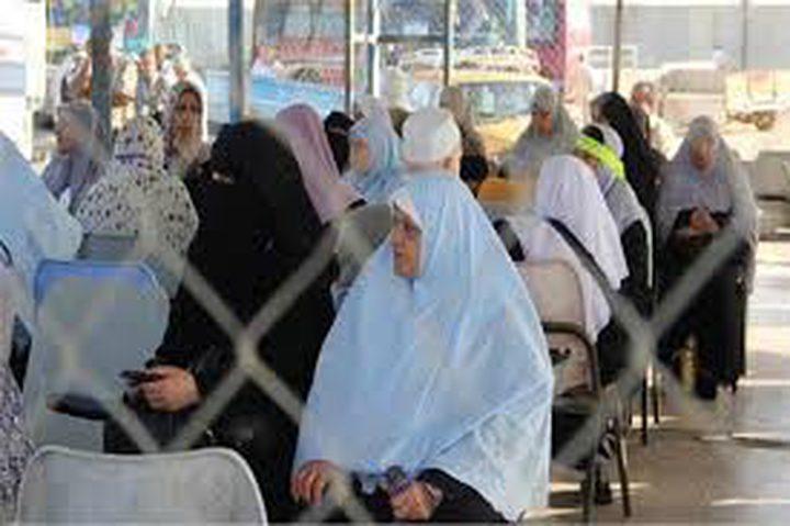 الانتهاء من ترتيبات سفر حجاج قطاع غزة