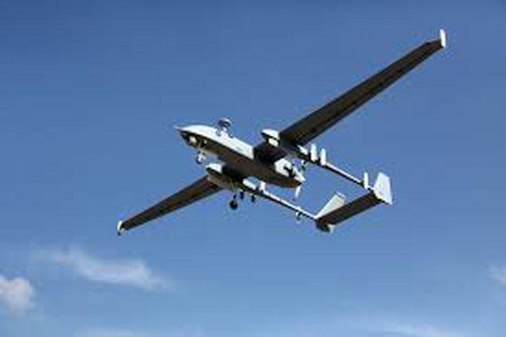 طائرة للاحتلال من دون طيار تستهدف مواطنين بجباليا