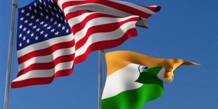 الهند تدخل حربا تجارية مع أميركا