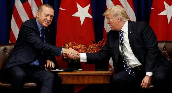 أمريكا ستعيد النظر بالإعفاءات لواردات تركيا