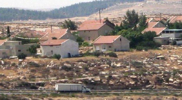 بيت لحم:تجريف أراض لبناء مئات الوحدات الاستيطانية