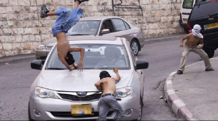 مستوطن يدهس فلسطينياً قرب رام الله