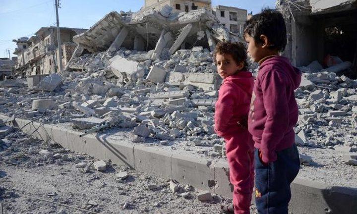 خطة روسية سرية لإعادة إعمار سورية