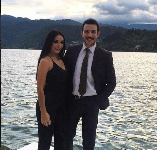 باسل خياط وزوجته ينتظران مولودة أنثى