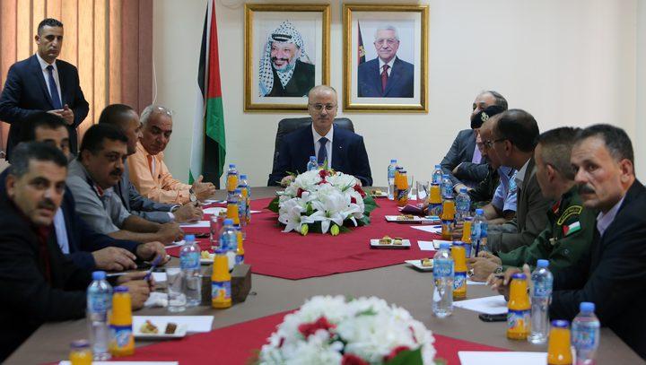 الحمدالله يجدد مطالبته حماس تمكين الحكومة