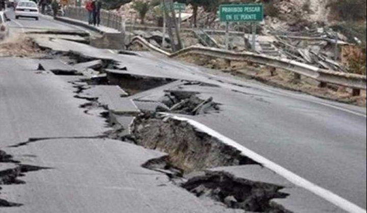 زلزال بقوة 5.1 درجات يضرب جنوبي غواتيمالا